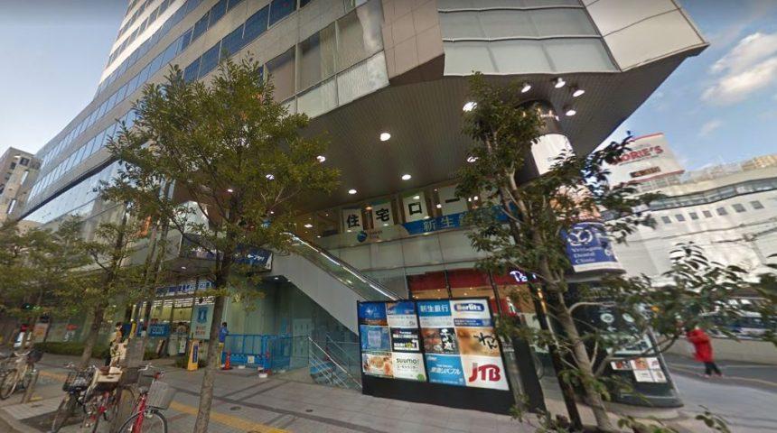 コロリー川崎駅前の外観