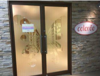コロリーグラン名古屋栄店の玄関