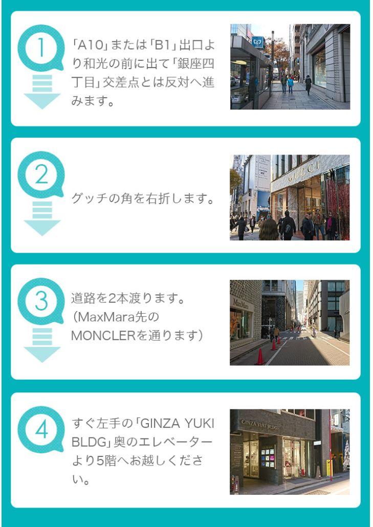 ササラ銀座店行き方(移転先)
